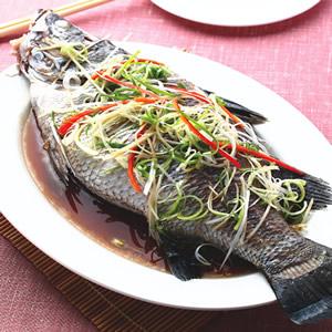 清蒸鮮魚(2)