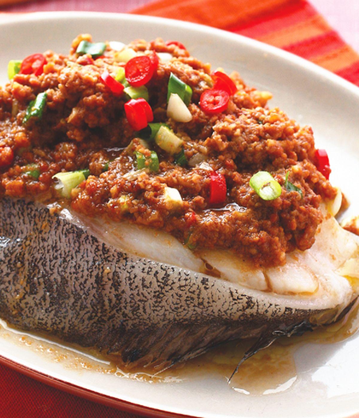 食譜:豆酥鱈魚(7)