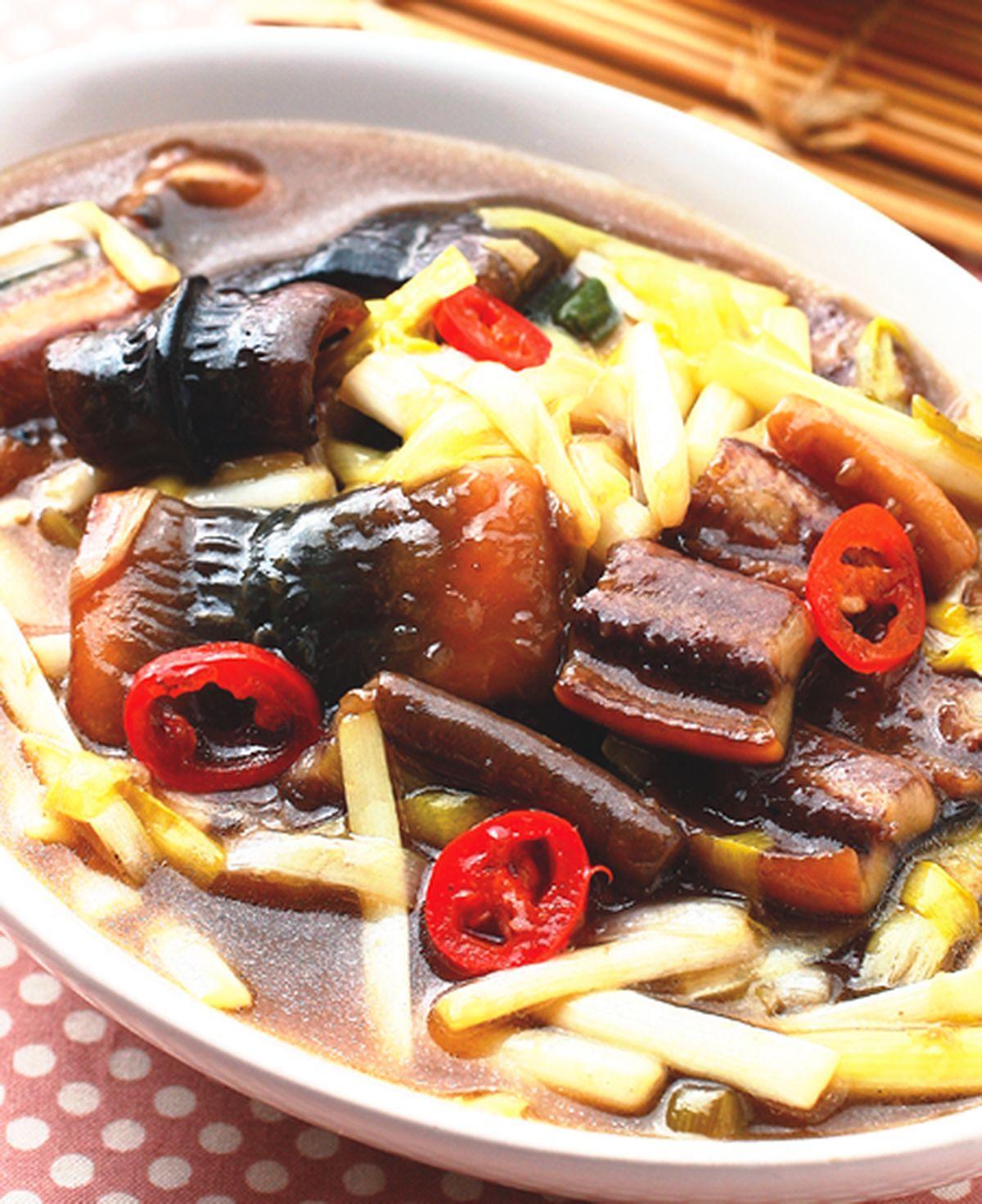 食譜:韭黃炒鱔魚