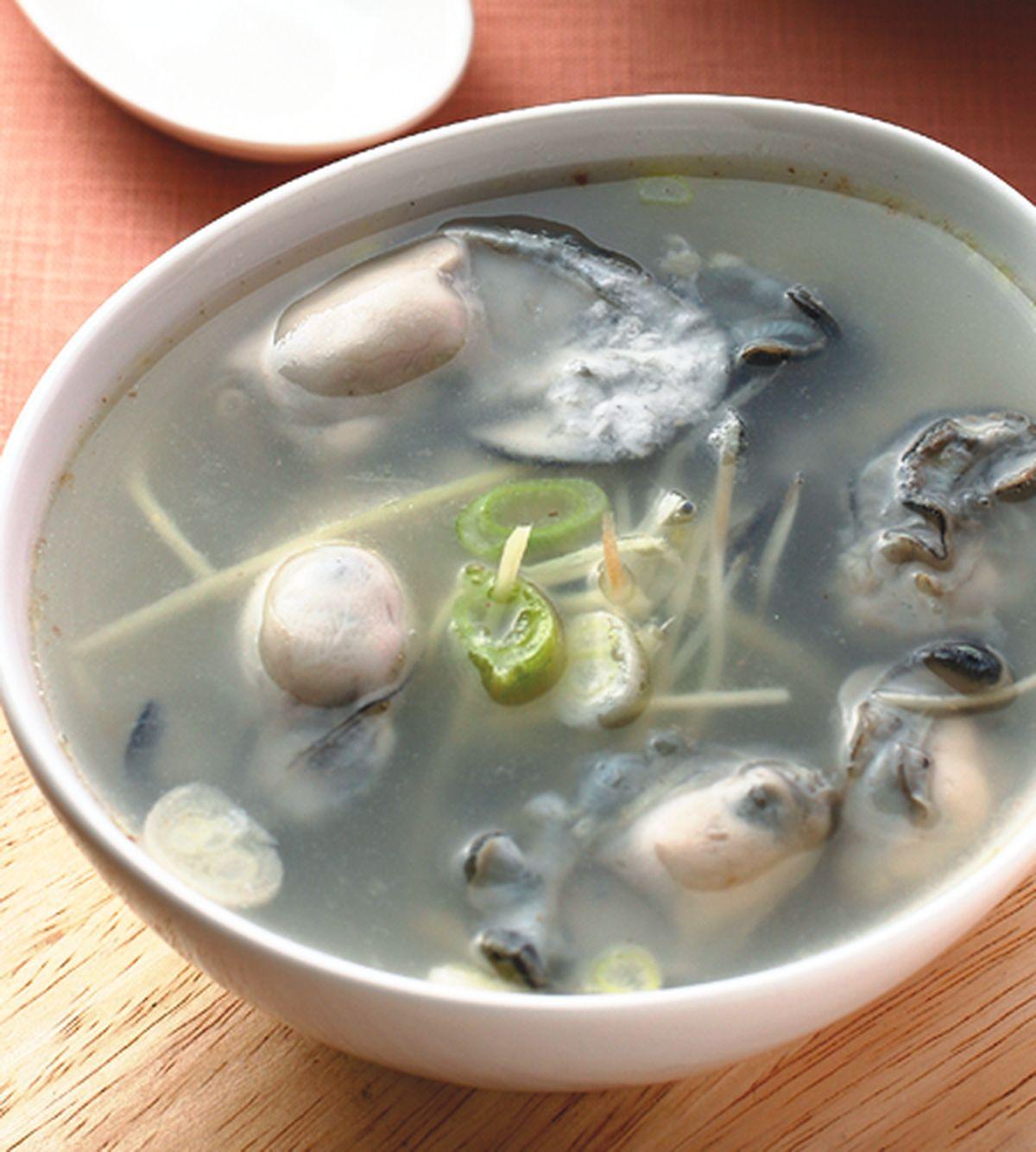 食譜:蚵仔湯(2)