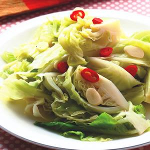 清炒高麗菜苗