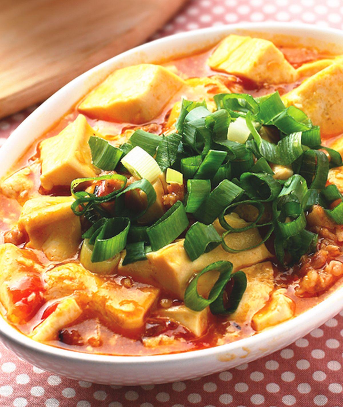 食譜:麻婆豆腐(21)