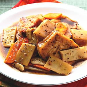 鐵板豆腐(5)