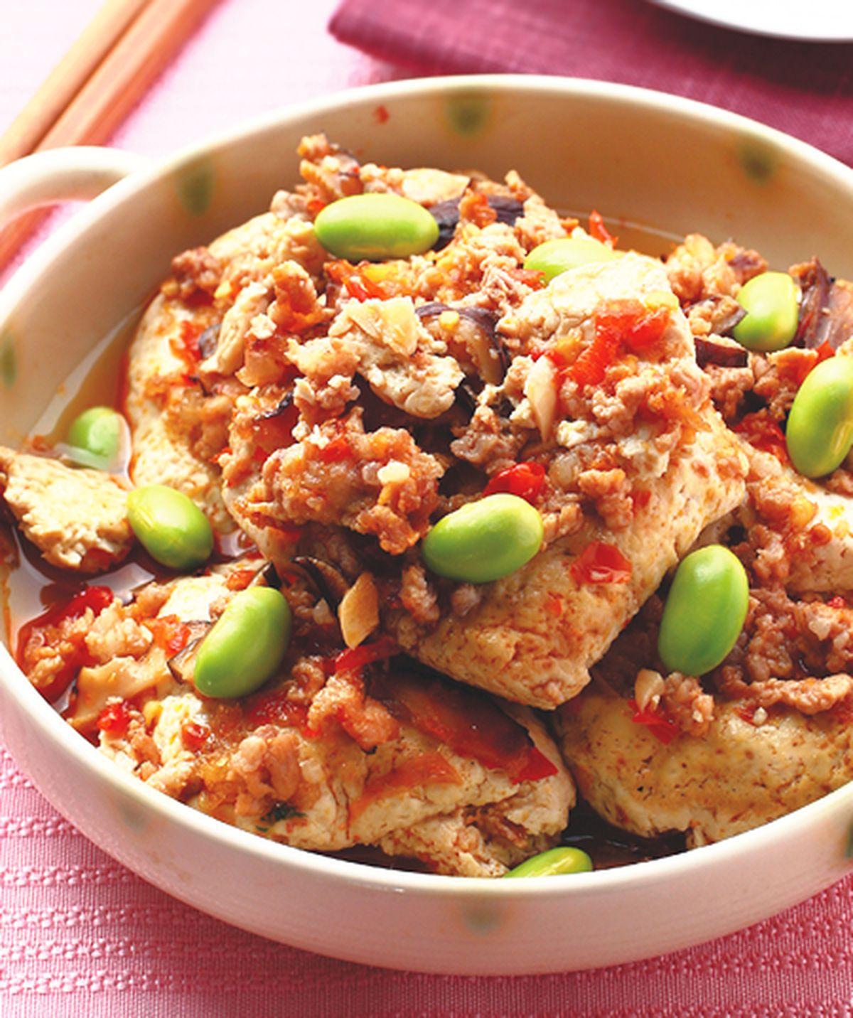 食譜:蒸臭豆腐(1)