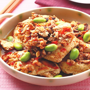 蒸臭豆腐(1)