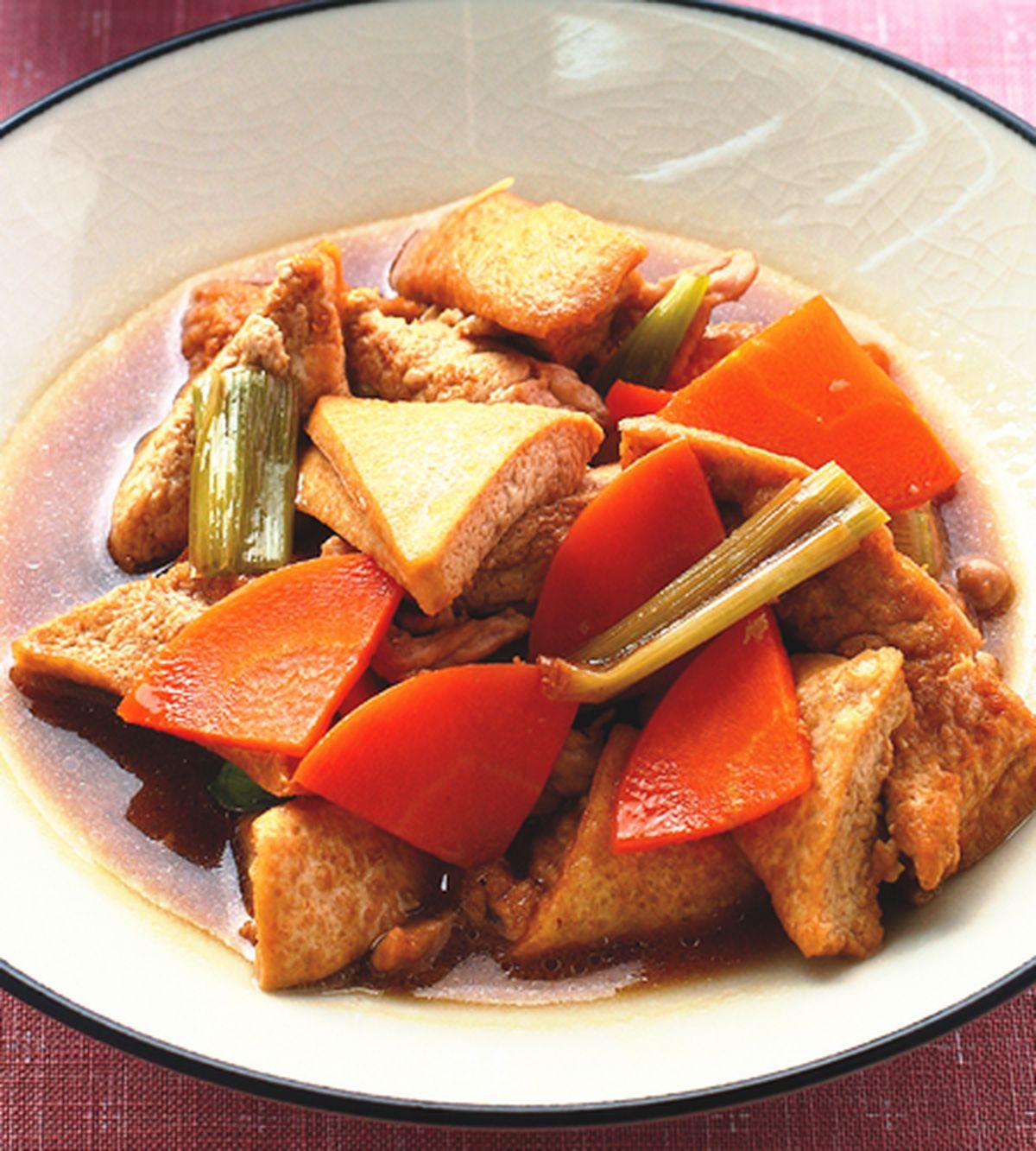 食譜:紅燒豆腐(2)