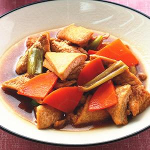 紅燒豆腐(2)