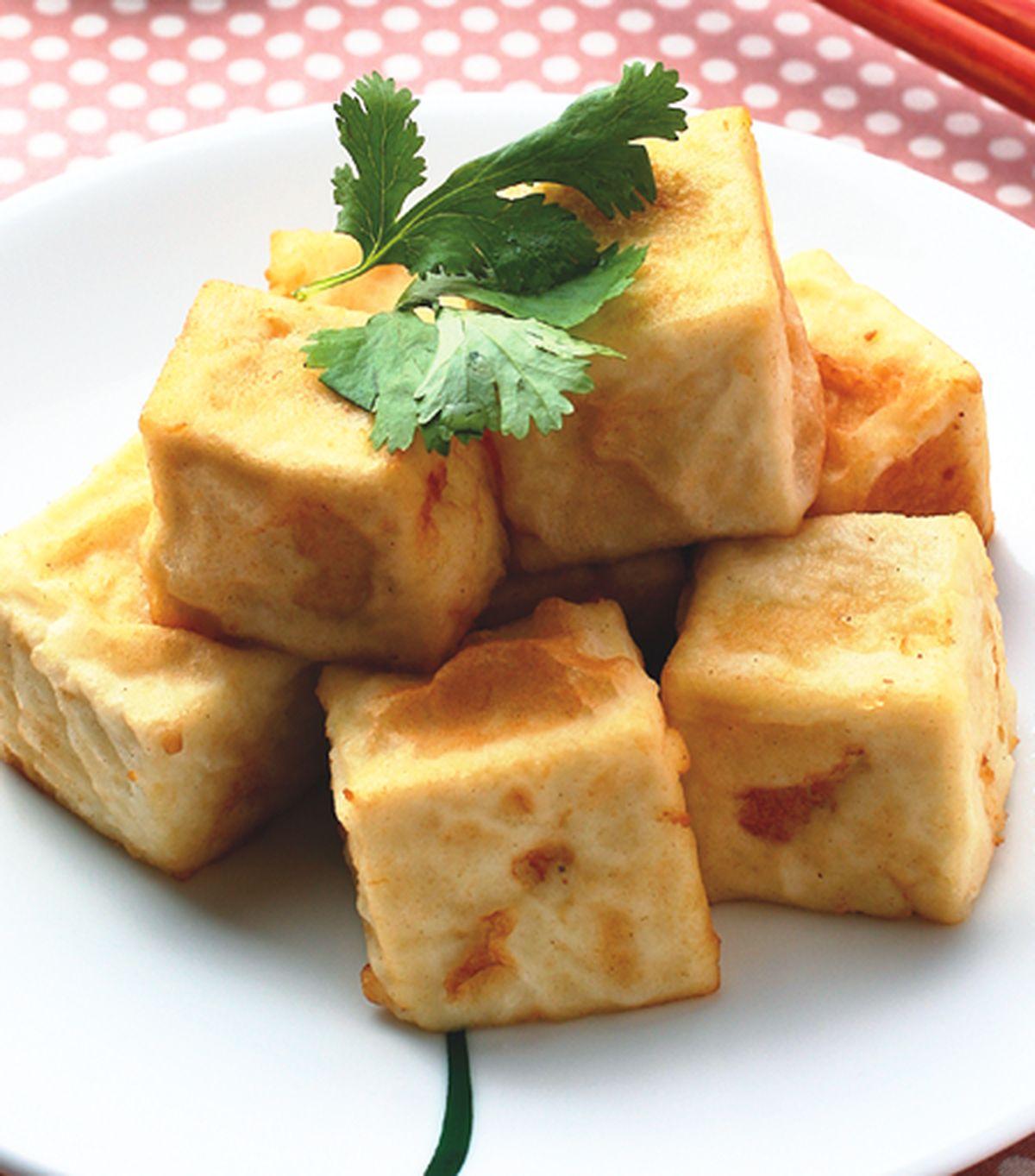 食譜:脆皮豆腐(2)