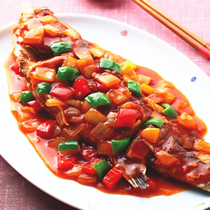 糖醋魚(6)