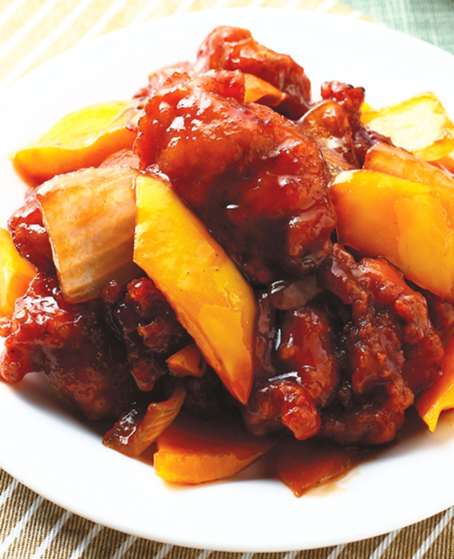 食譜:茄汁肉塊