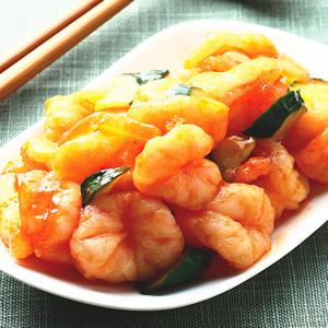 茄汁蝦仁(1)
