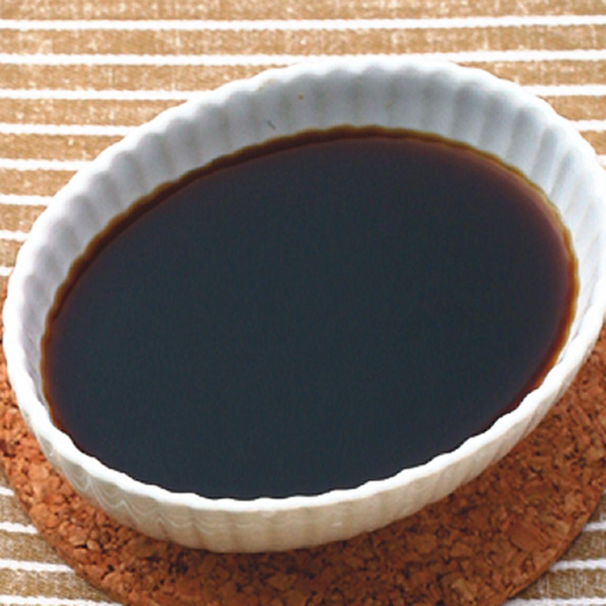 食譜:柴魚風味醬汁