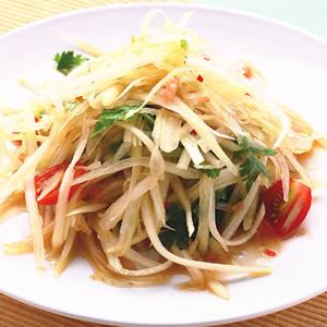涼拌青木瓜(2)
