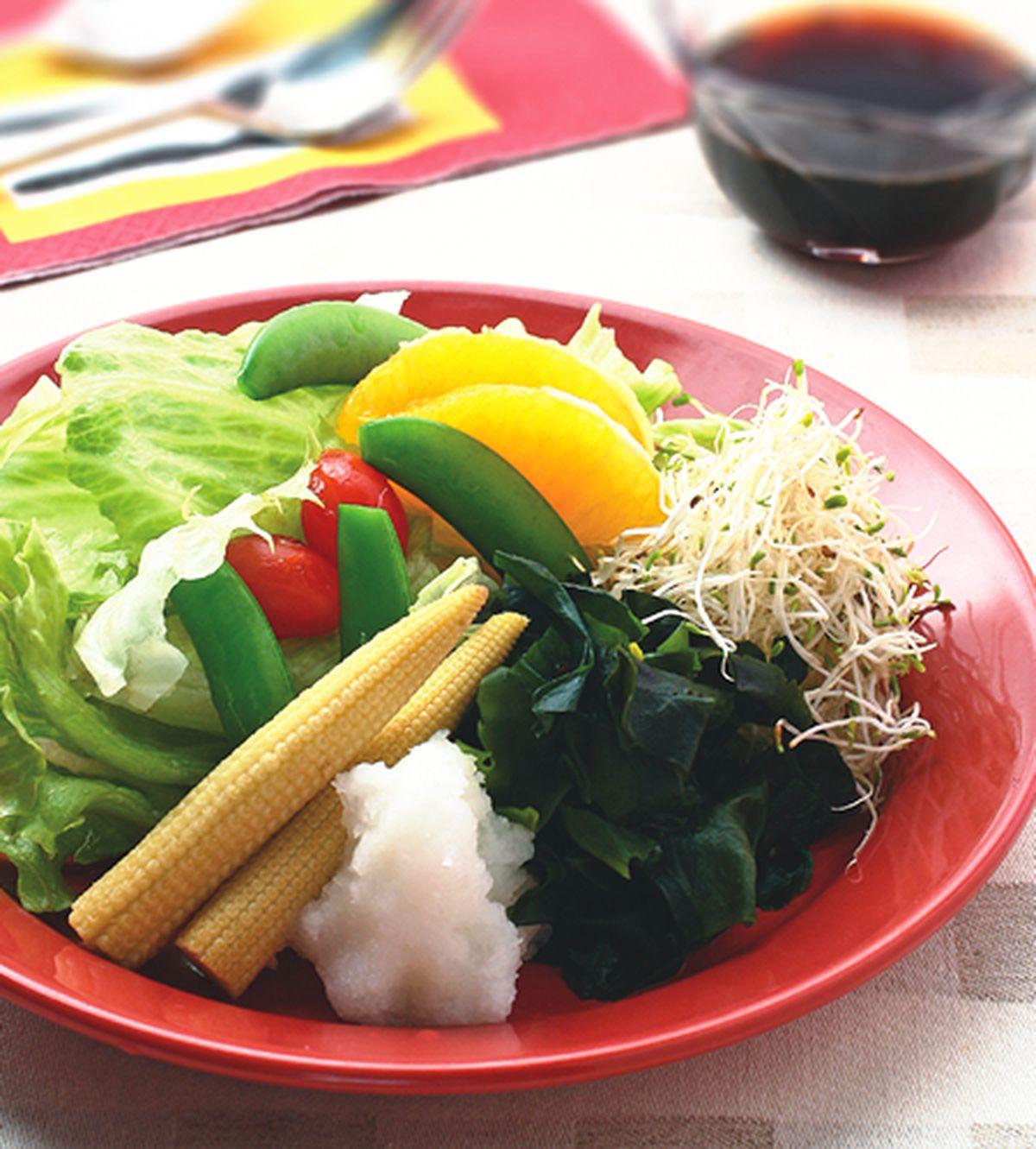 食譜:時蔬沙拉