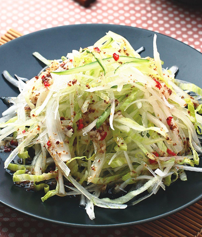 食譜:魚露洋蔥沙拉