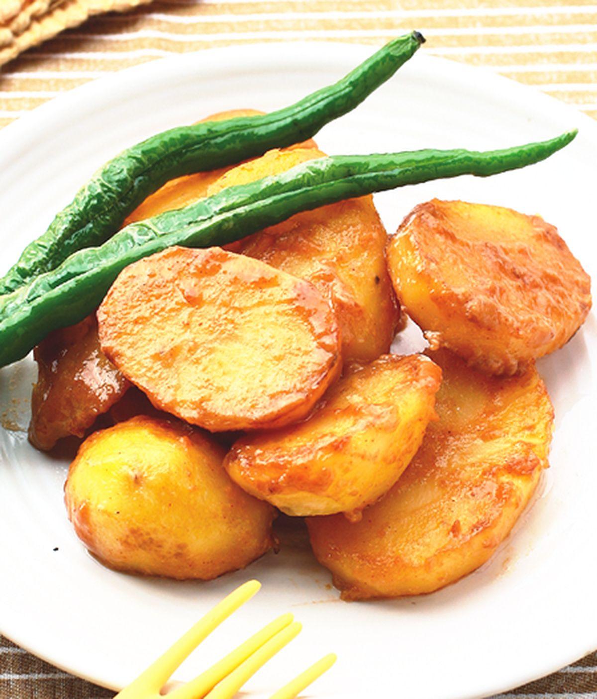 食譜:味噌馬鈴薯