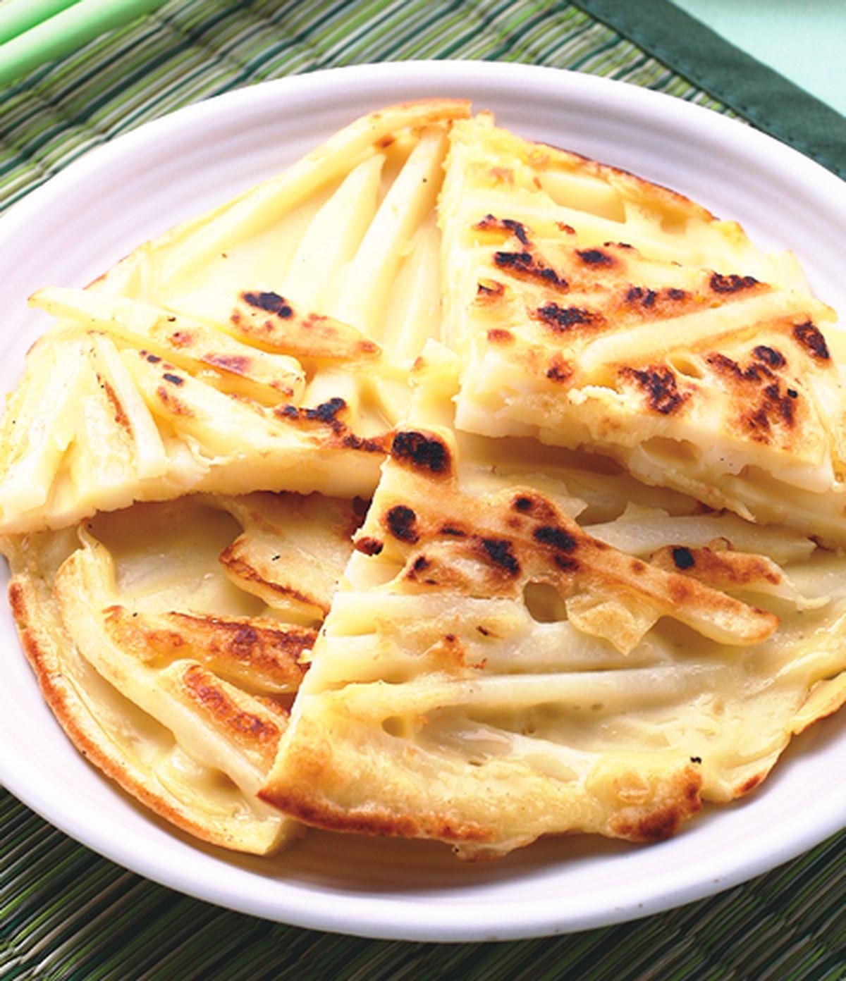 食譜:香煎馬鈴薯餅