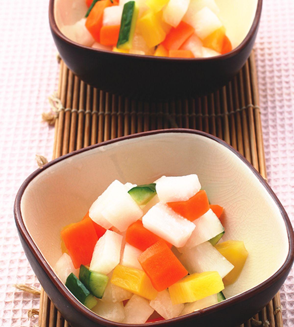 食譜:甘醋泡菜