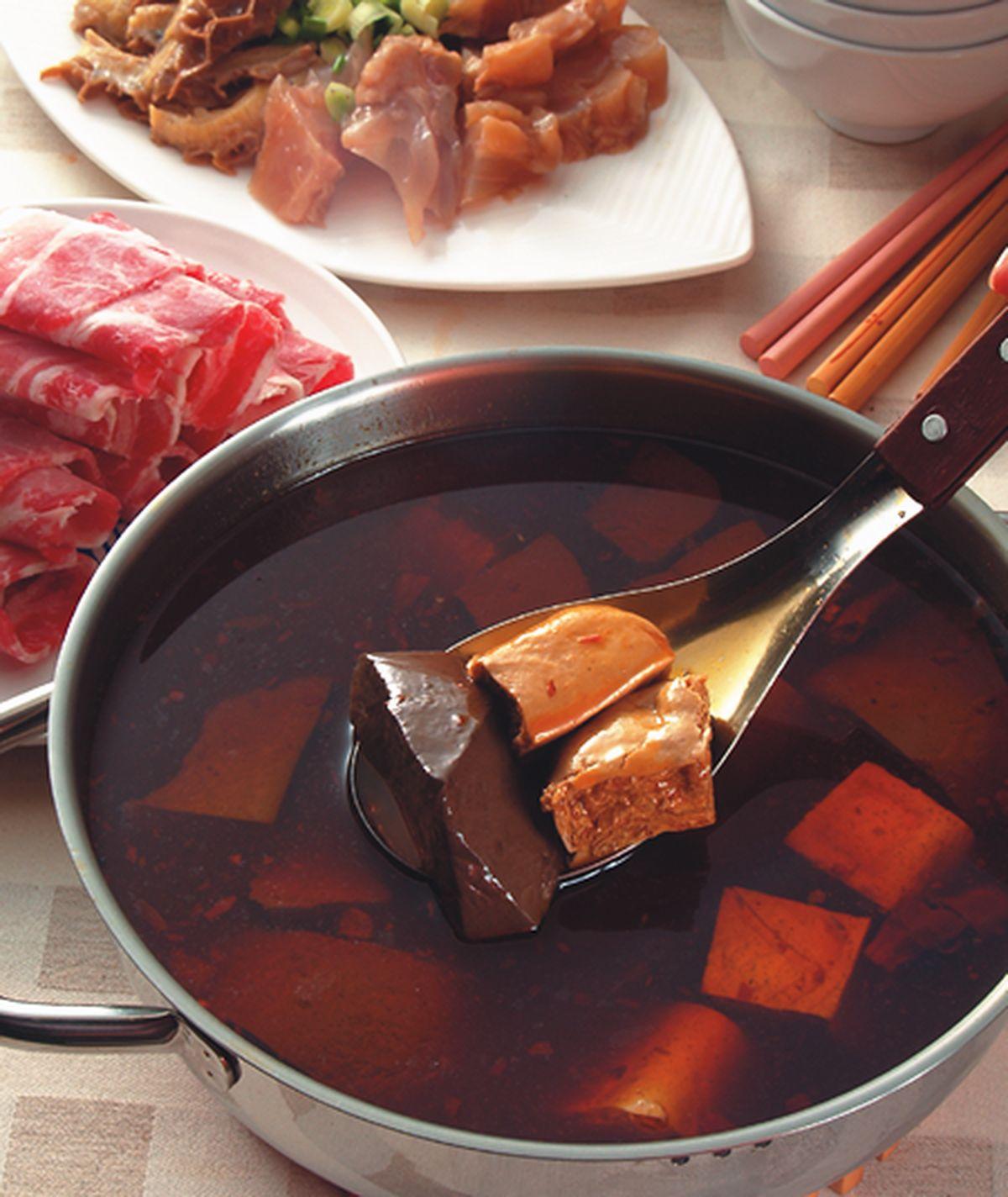 食譜:麻辣火鍋(3)