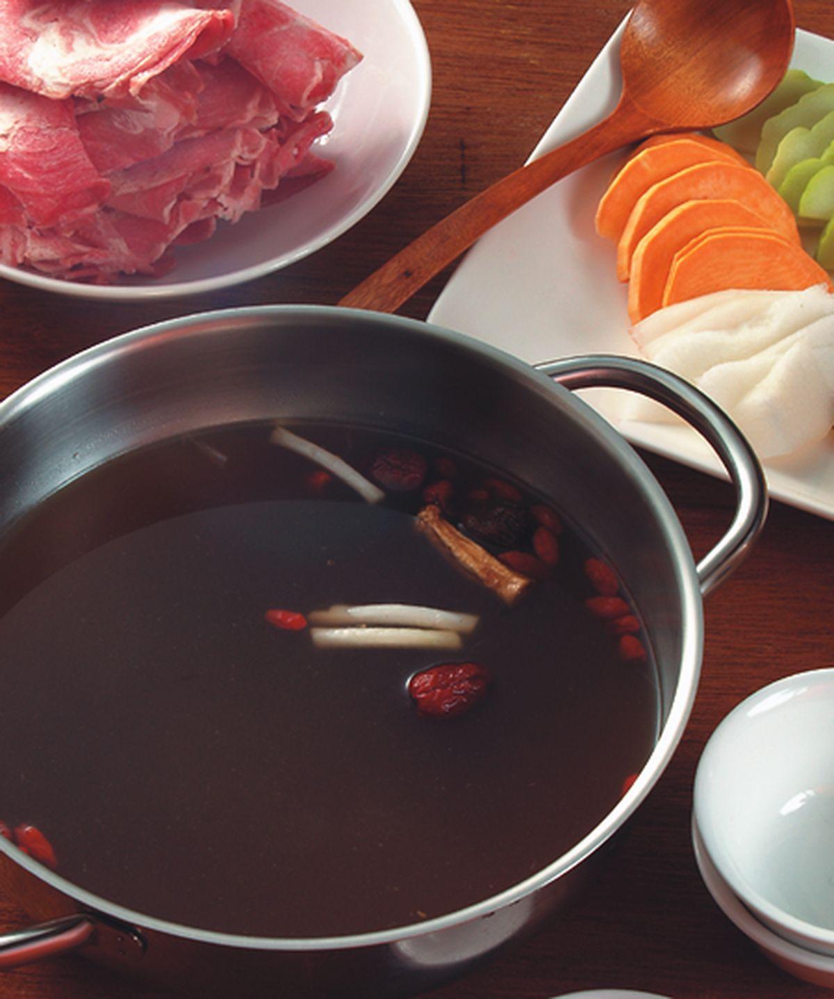 食譜:蒙古風味鍋