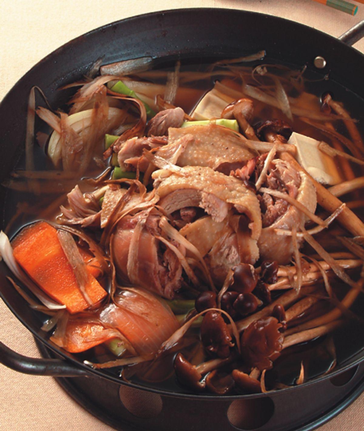 食譜:相撲鍋