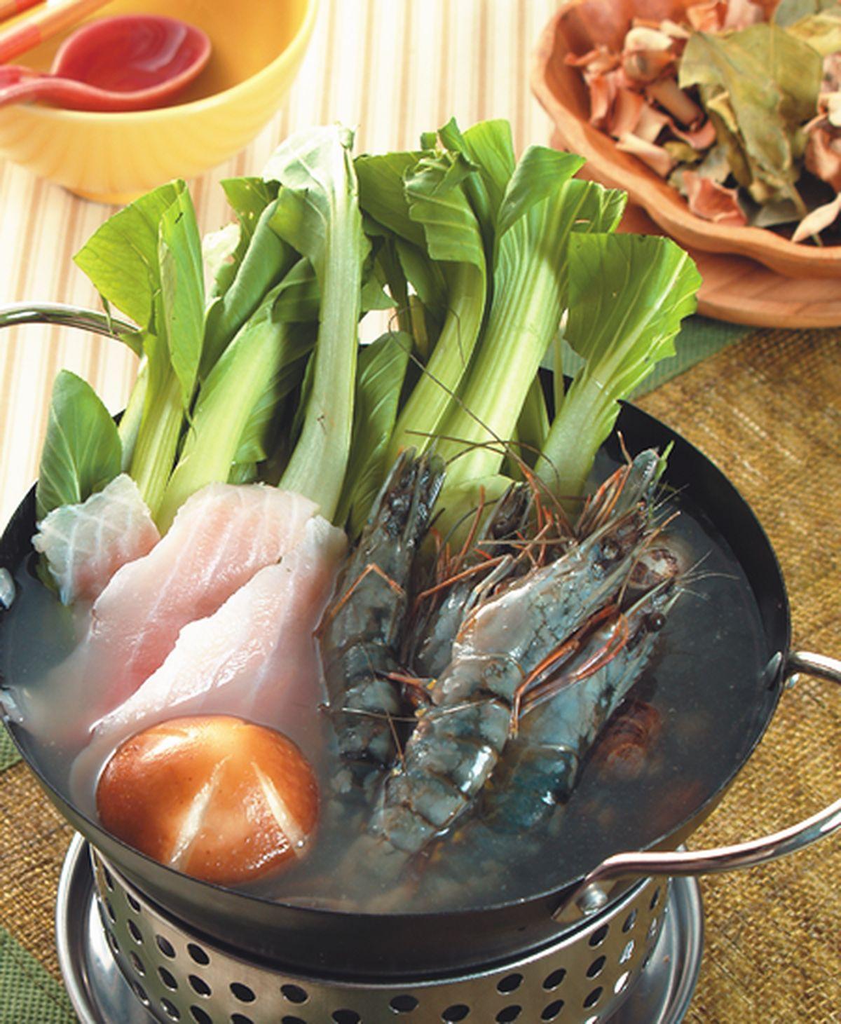 食譜:檸檬香茅火鍋