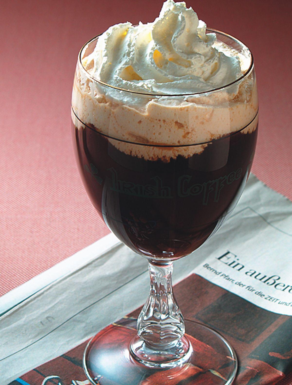 食譜:愛爾蘭咖啡