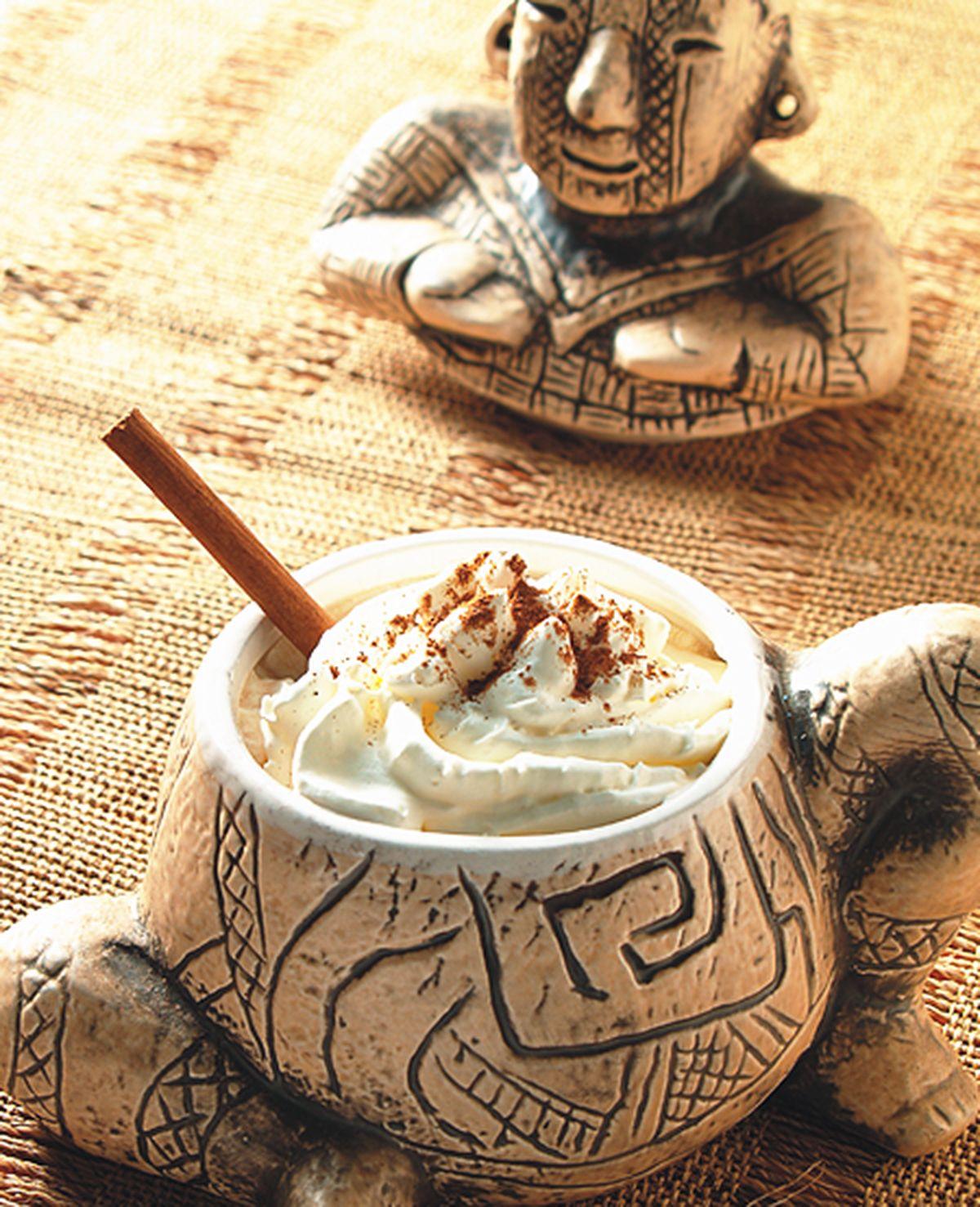 食譜:肉桂香咖啡