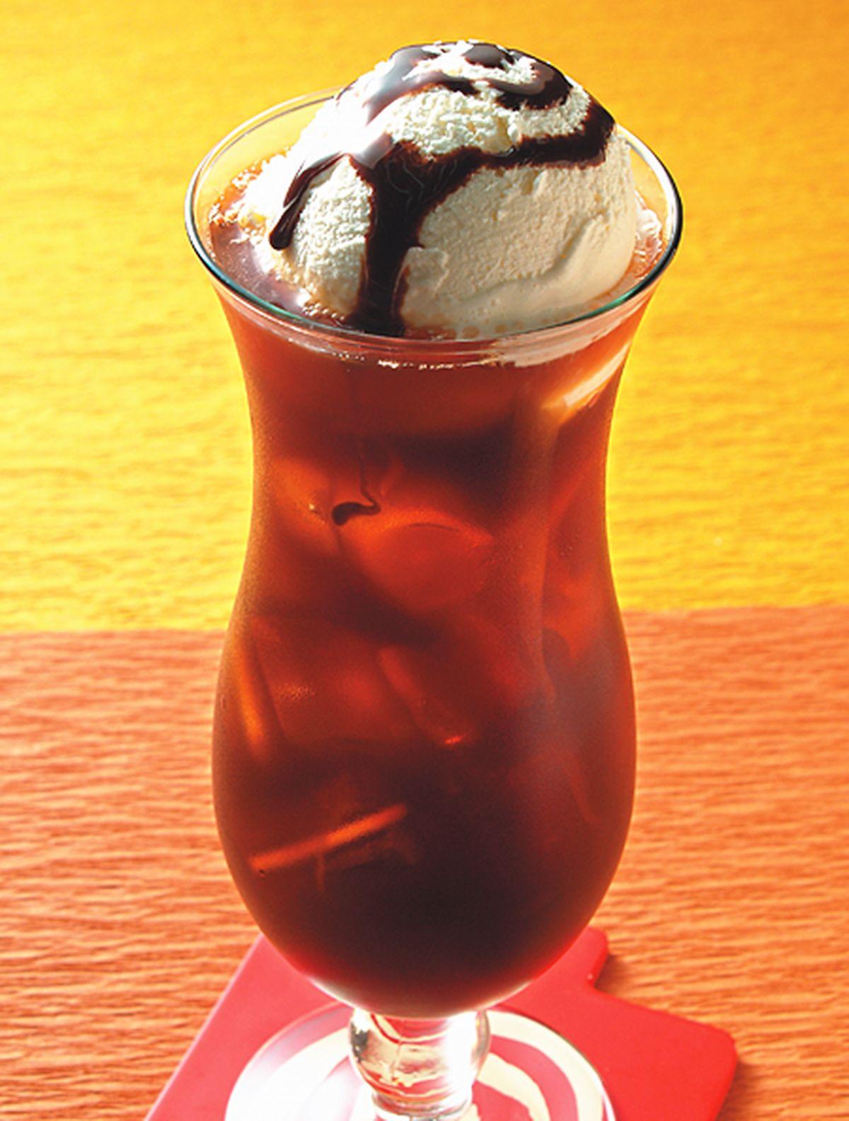 食譜:漂浮冰咖啡