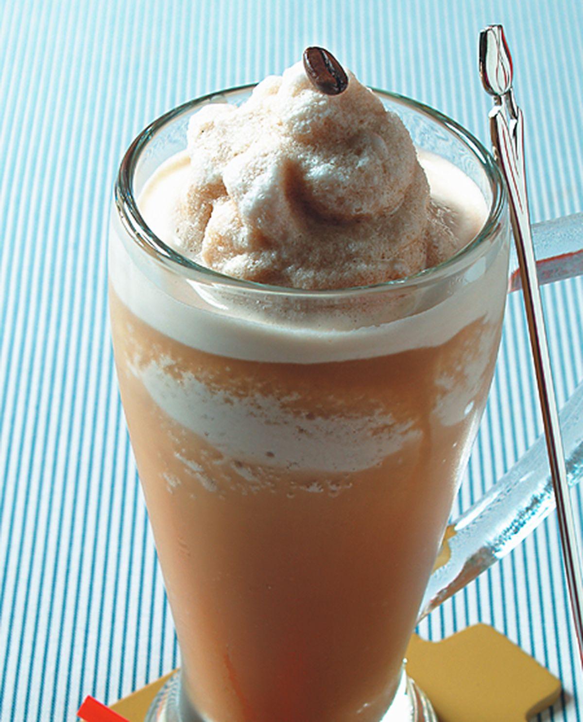 食譜:原味咖啡冰沙