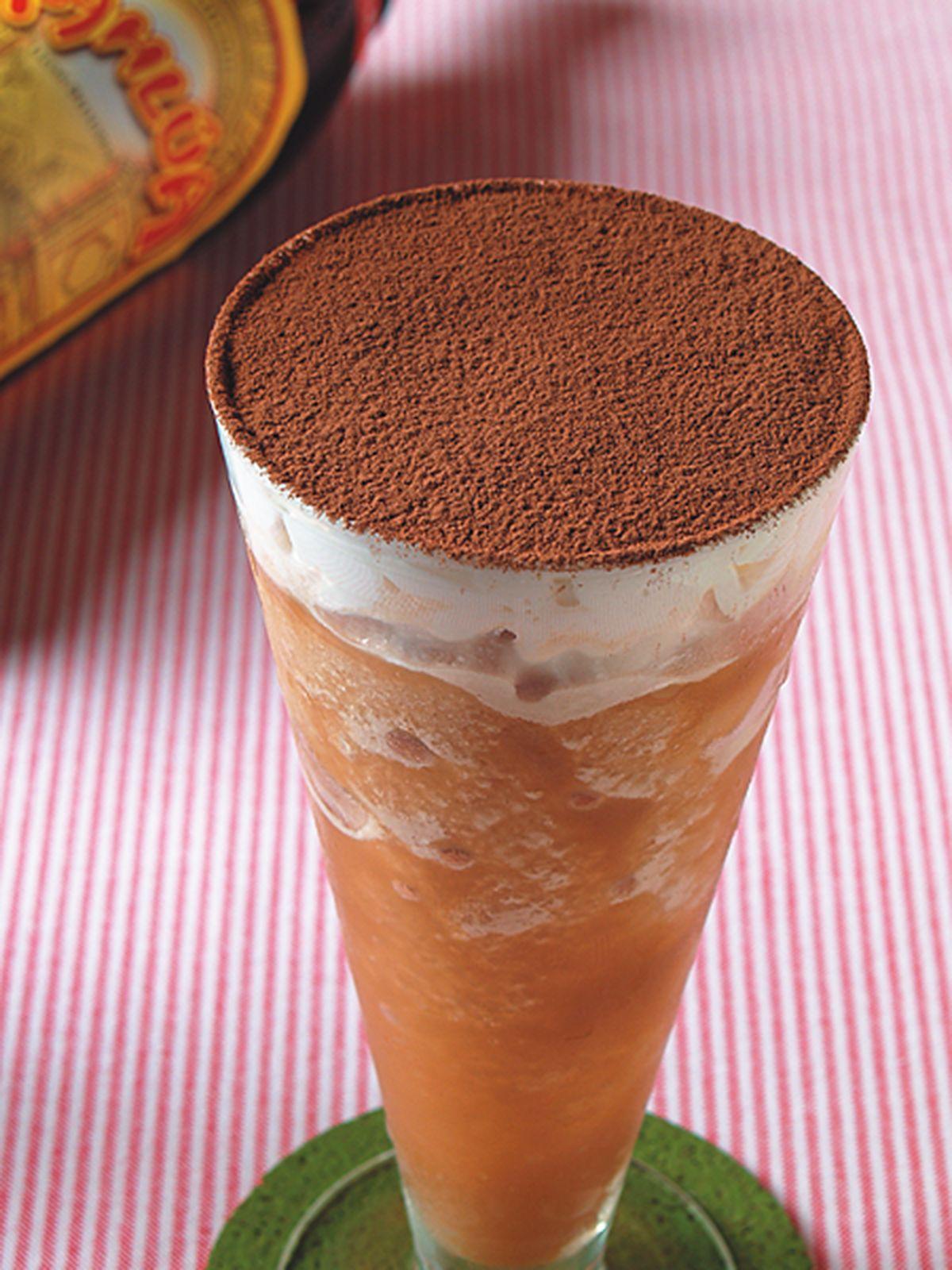 食譜:提拉米蘇咖啡冰沙