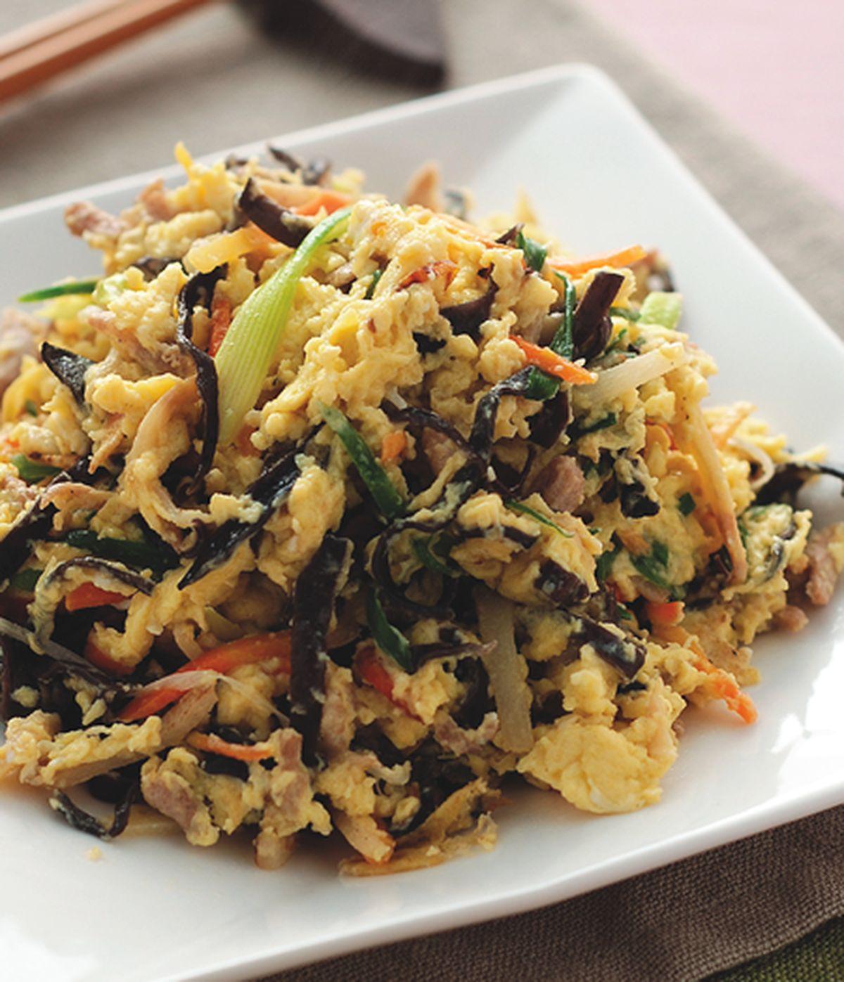 食譜:木須肉