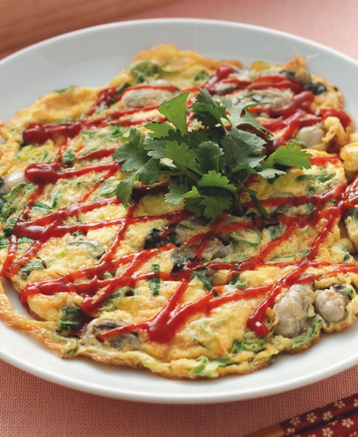 食譜:蚵仔煎蛋