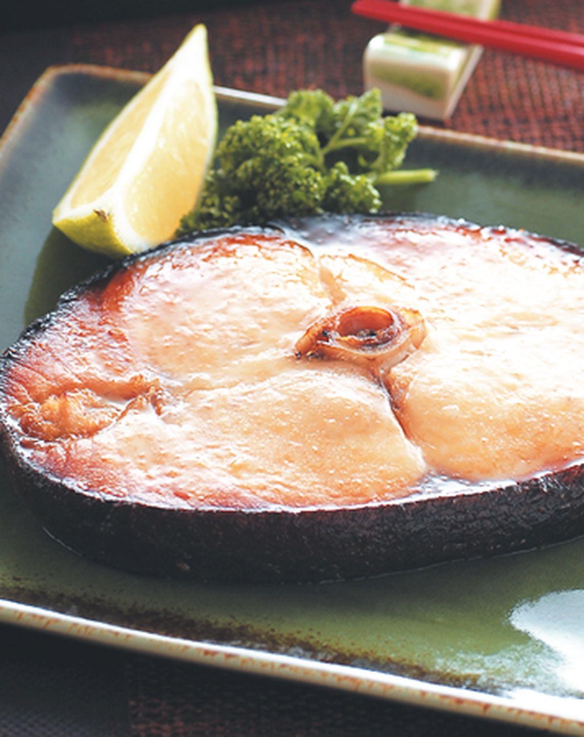 食譜:味噌烤魚