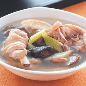 香菇雞湯(2)