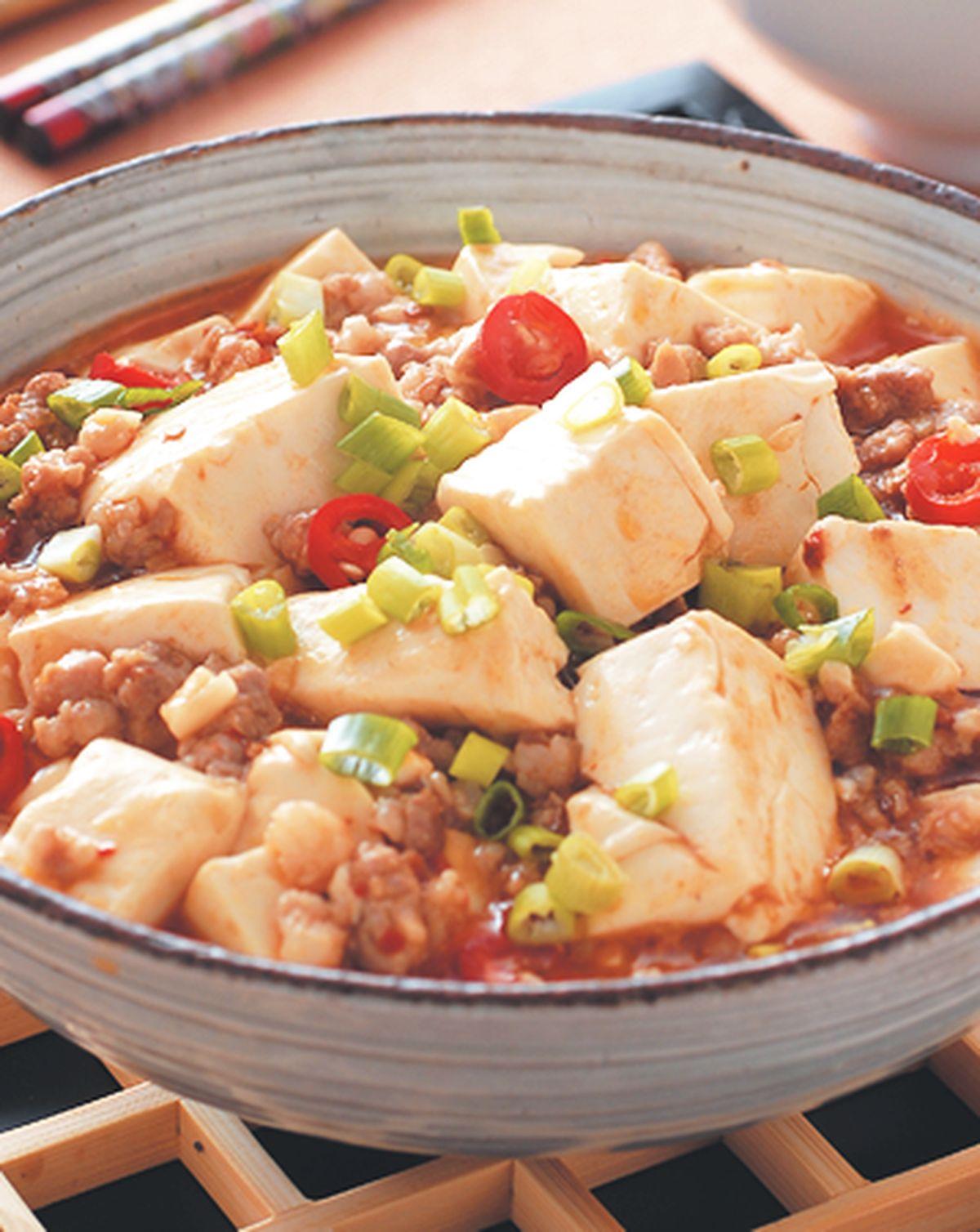 食譜:麻婆豆腐(23)