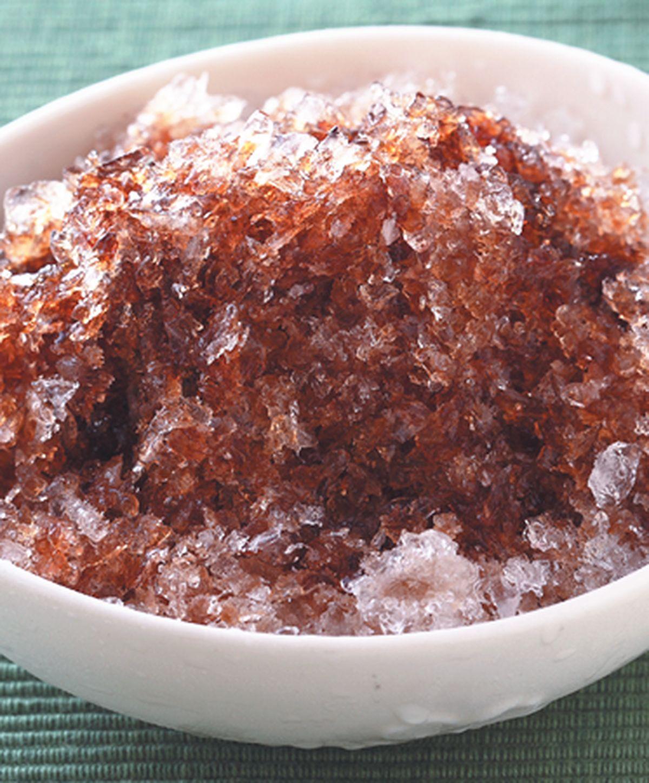 食譜:黑糖剉冰(1)