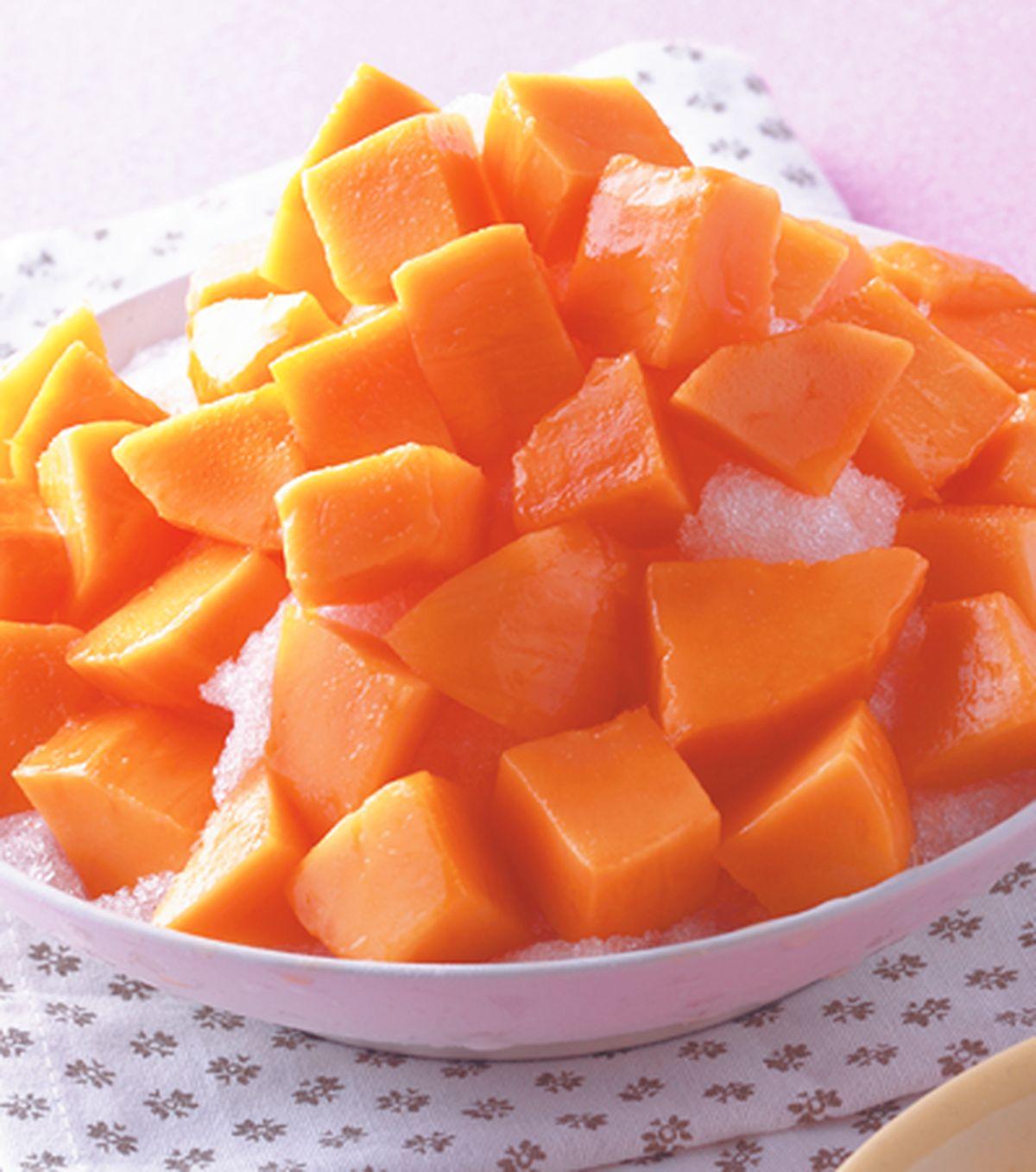 食譜:芒果冰(3)