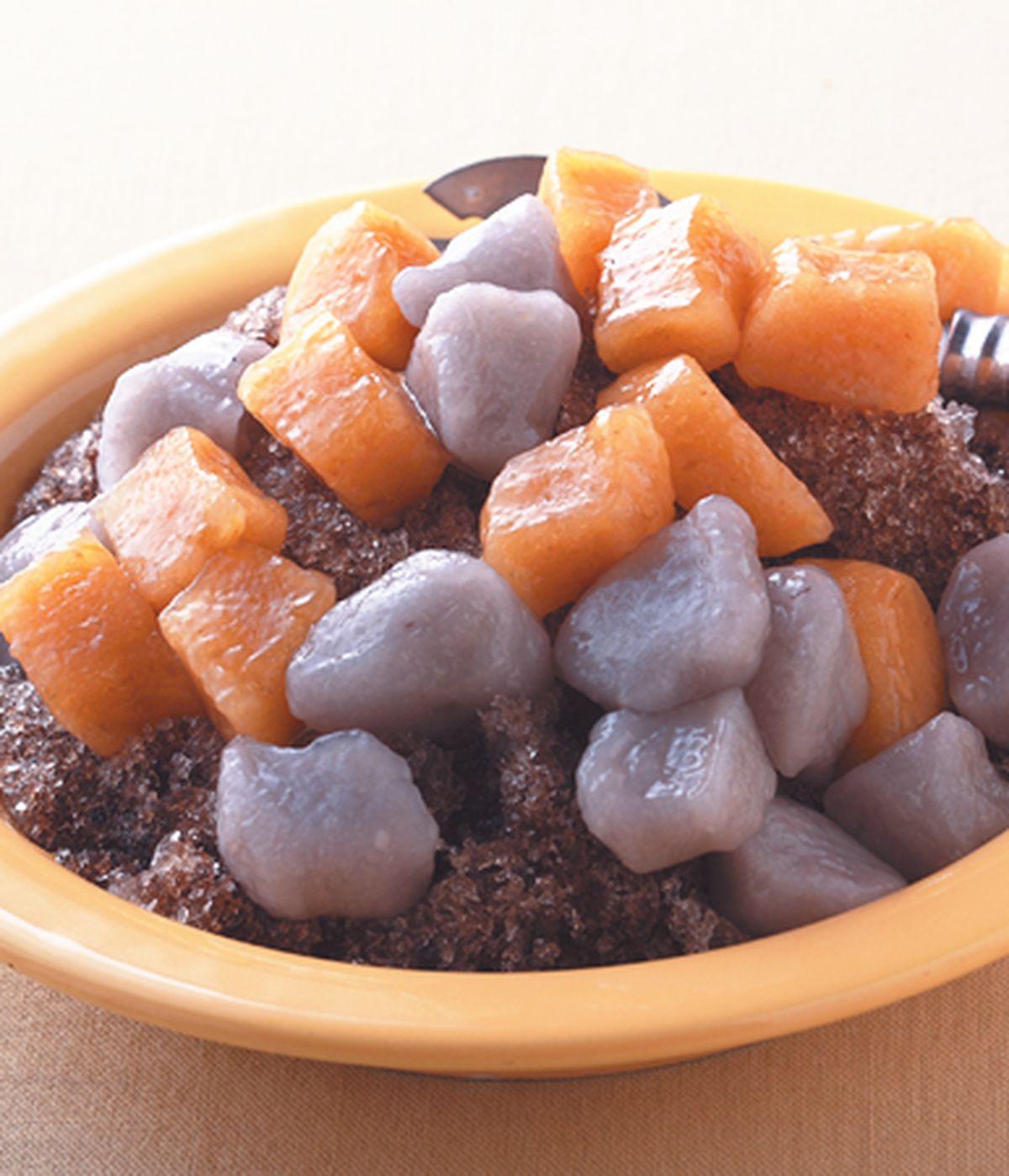 食譜:仙草沙剉冰
