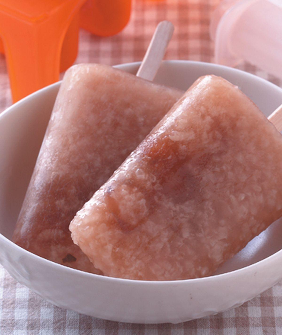 食譜:糯米冰棒