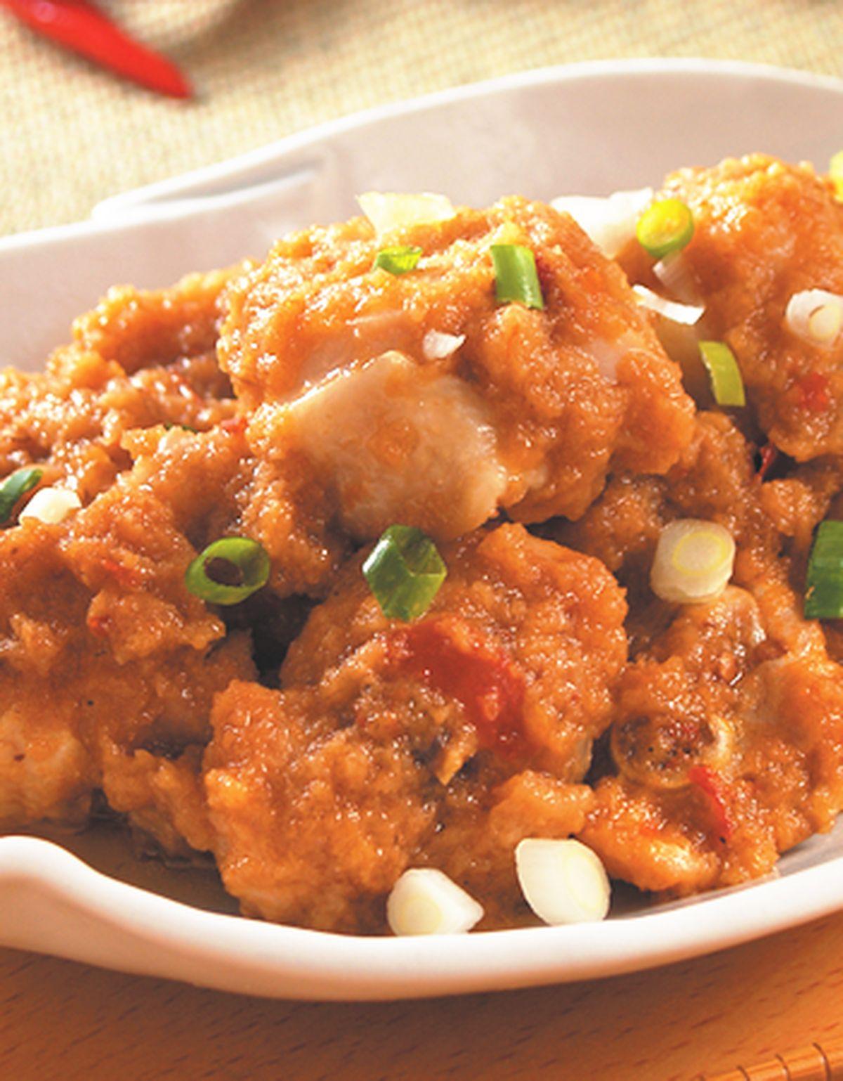 食譜:土司蒸雞