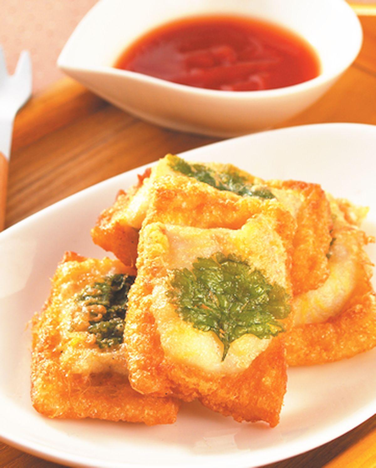 食譜:鍋貼魚片(1)