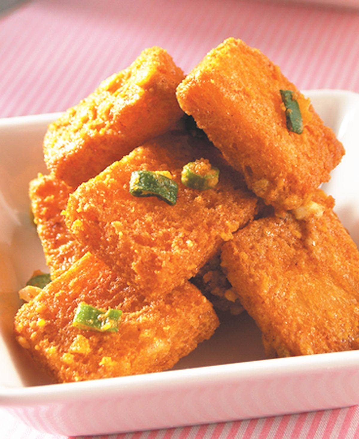 食譜:金沙土司