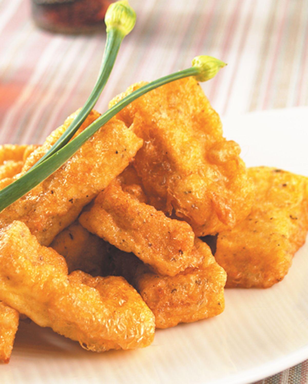 食譜:蒜香土司