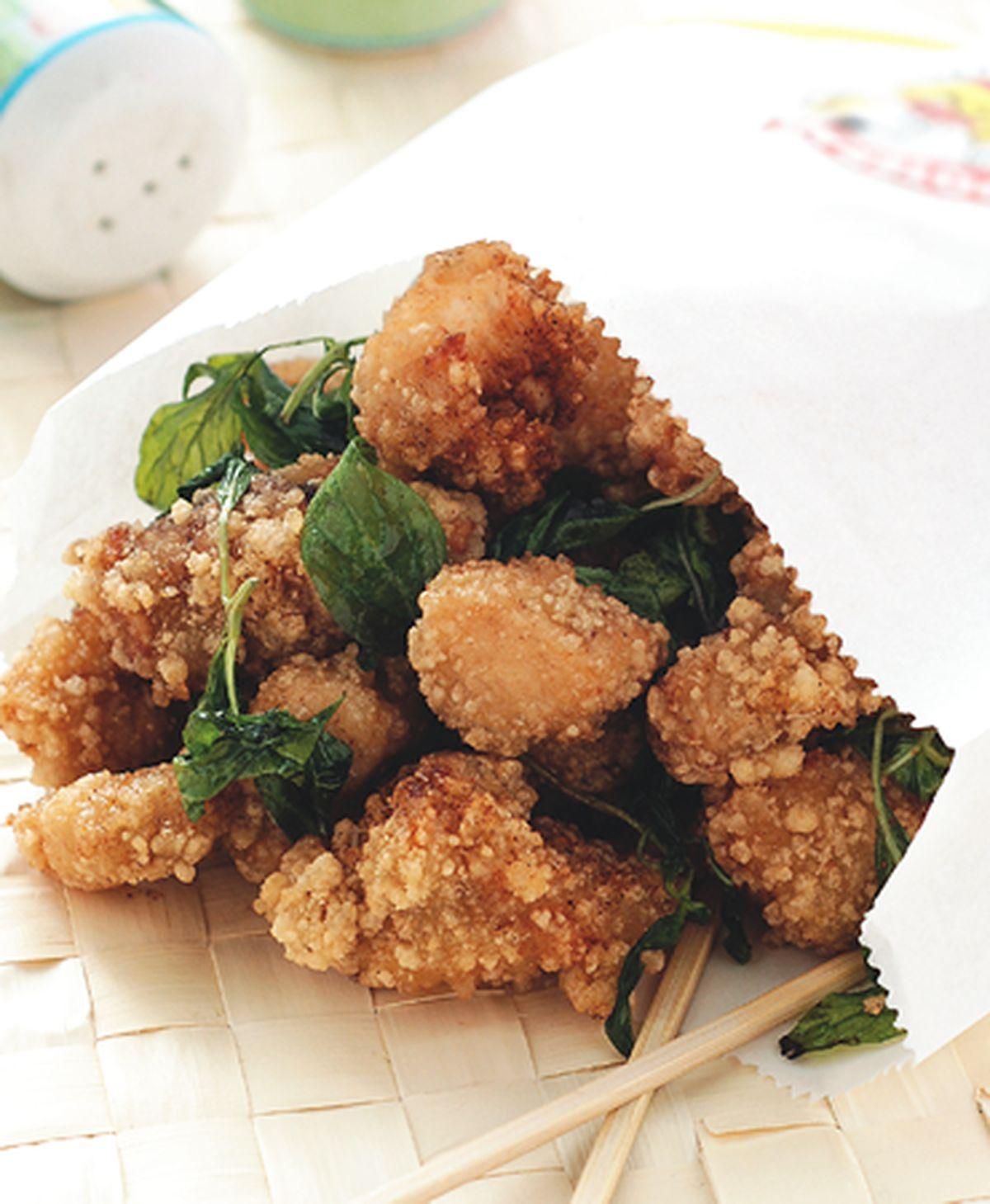 食譜:鹽酥雞(3)