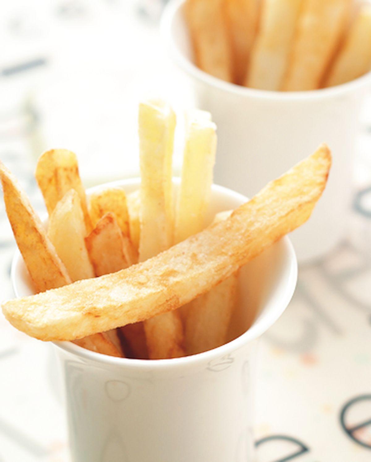 食譜:馬鈴薯薯條