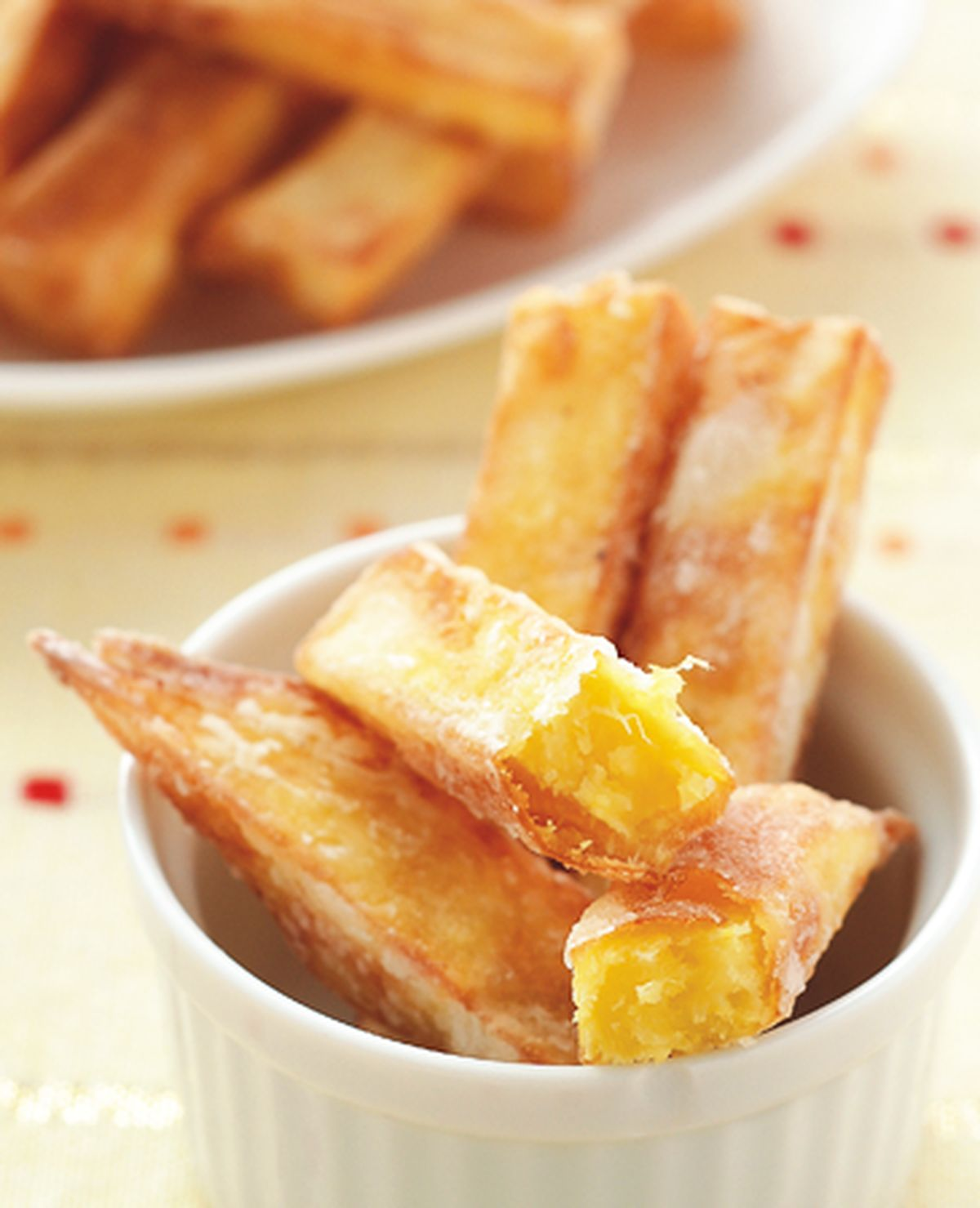 食譜:地瓜薯條
