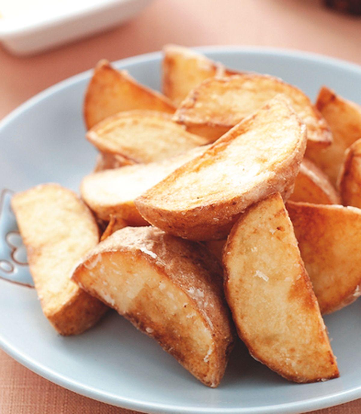 食譜:帶皮薯條