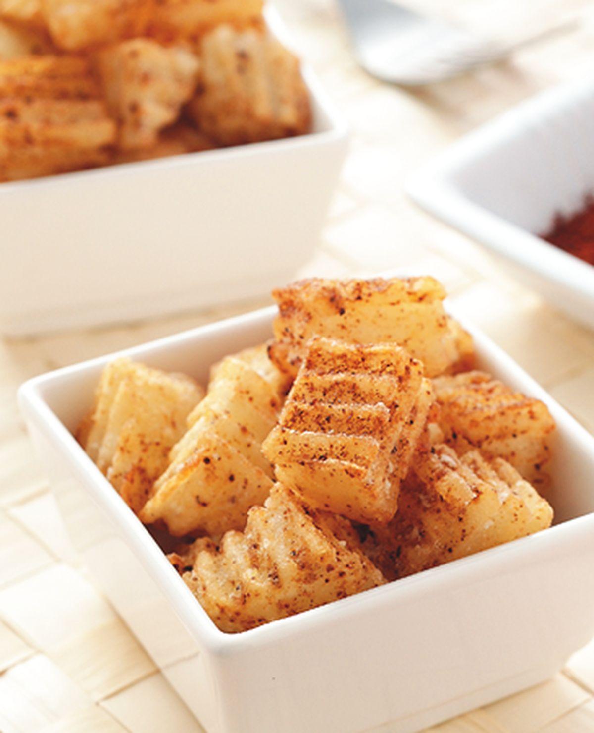 食譜:辣味薯丁