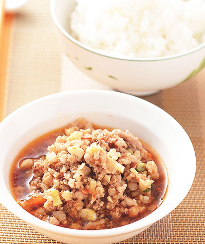 食譜:魚香肉醬